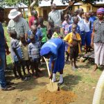 The Water Project: Kulufai Rashideen Secondary School -  Breaking Ground