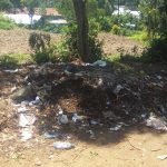 The Water Project: Shibale Primary School -  Garbage Pile