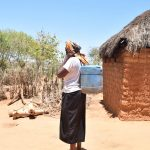 The Water Project: Katunguli Community -  Going To Fetch Water