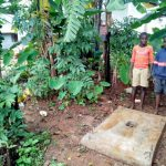 The Water Project: Lutonyi Community -  Sanitation Platform
