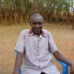 The Water Project: Kithuluni Community A -  Pius Kavila