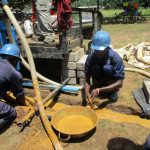 The Water Project: Kulufai Rashideen Secondary School -  Drilling