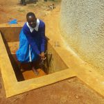 The Water Project: Mwiyenga Primary School -  Clean Water