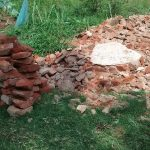 The Water Project : 18-kenya4843-collapsed-latrine