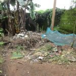 The Water Project: Benke Community, Waysaya Road -  Garbage Area