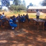 The Water Project: Mwiyenga Primary School -  Training