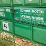 The Water Project: Ebusiratsi Special Primary School -  School Entrance