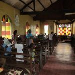 The Water Project: Benke Community, Waysaya Road -  Inside Church