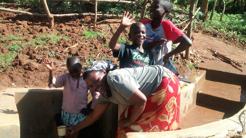 The Water Project : 20-kenya4851-clean-water