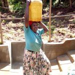 The Water Project: Lutonyi Community -  Clean Water