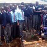 The Water Project: Lelmokwo Boys' Secondary School -  Clean Water