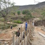The Water Project: Ilinge Community B -  Sand Dam Construction