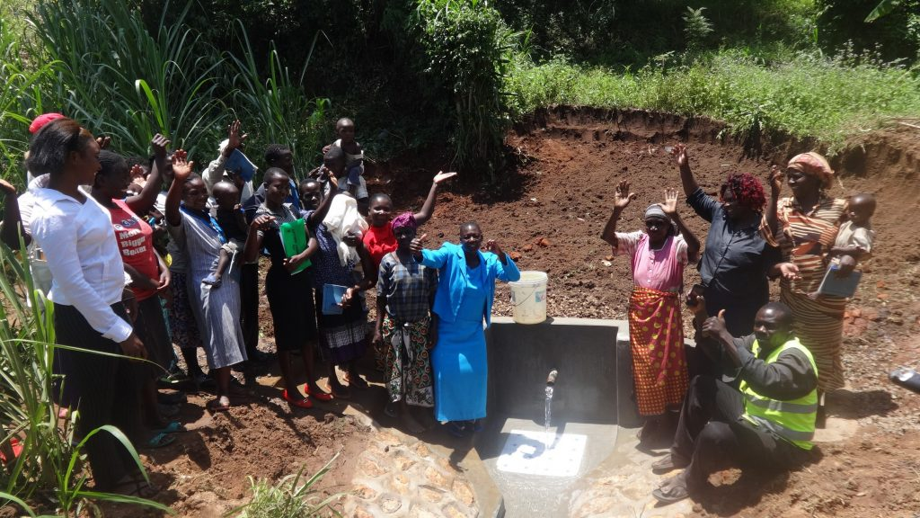 The Water Project : 23-kenya4850-clean-water