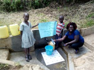 The Water Project : 26-kenya4739-thank-you