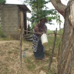 The Water Project: Ilinge Community B -  House Visits