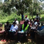 The Water Project: Shitungu Community C -  Training