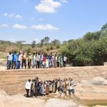 The Water Project: Kithuluni Community -  Finished Sand Dam