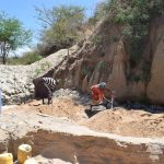 The Water Project: Kathama Community -  Phase