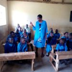 The Water Project: Bumini Primary School -  Training