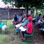The Water Project: Lutonyi Community -  Training