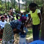 The Water Project: Shitungu Community C -  Hand Washing
