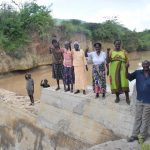 The Water Project: Kathama Community -  Finished Sand Dam