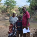 See the Impact of Clean Water - A Year Later: Kisaila Sand Dam