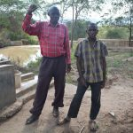 The Water Project: Kyandwiki Sand Dam Project -