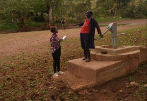 A Year Later: Masola Kaani Hand-Dug Well