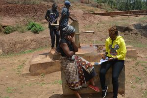 A Year Later: Mbindi Hand-Dug Well