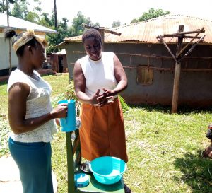 The Water Project : 6-kenya4738-training