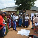 The Water Project: Muselele Community A -  Training