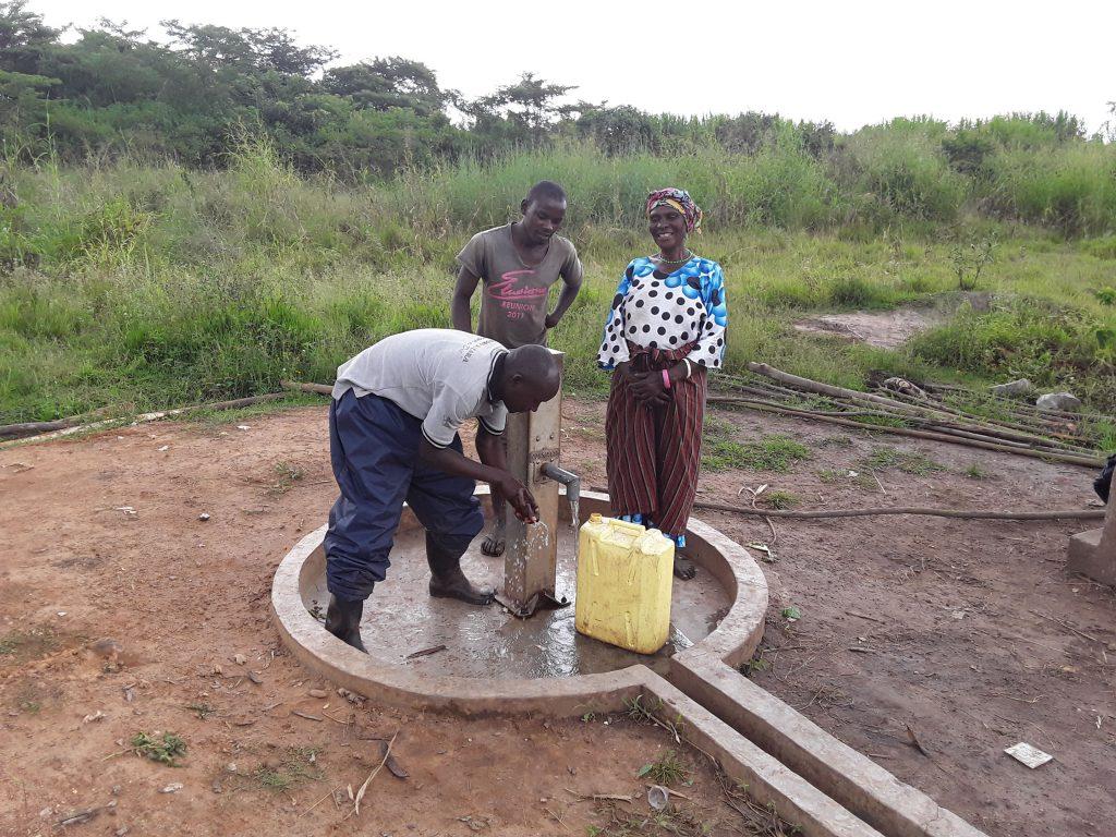 The Water Project : 6-uganda6068-yar