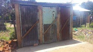 The Water Project:  Closed Latrines