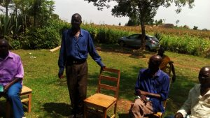 The Water Project : 7-kenya4729-village-elder-speaking-during-training