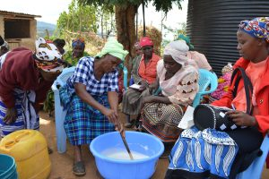 The Water Project : 7-kenya4769-soap-training