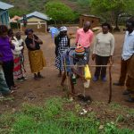 The Water Project: Kasioni Community A -  Training