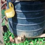 The Water Project: Ebusiratsi Special Primary School -  Plastic Tank