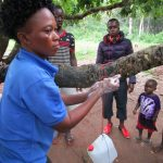 The Water Project : 7-sierraleone5130-hand-washing
