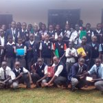 The Water Project: Lelmokwo Boys' Secondary School -  Group Picture