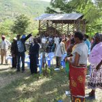 The Water Project: Kathama Community -  Training