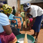 The Water Project: Muselele Community -  Soap Training