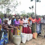 The Water Project: Ilinge Community C -  Seed Distribution