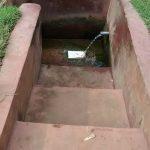 The Water Project: Ebusiratsi Special Primary School -  Amianda Spring