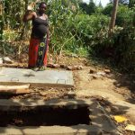 The Water Project: Mwiyala Community, Benard Spring -  Platform Next To Pit