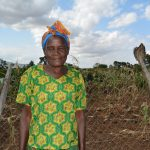 The Water Project: Muselele Community -  Grace Asuman