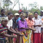 The Water Project: Ilinge Community B -  Seed Distribution