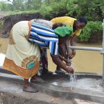 The Water Project: Ilinge Community C -  Clean Water