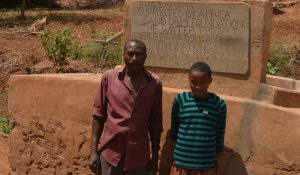 A Year Later: Kavumbu Community Hand-Dug Well