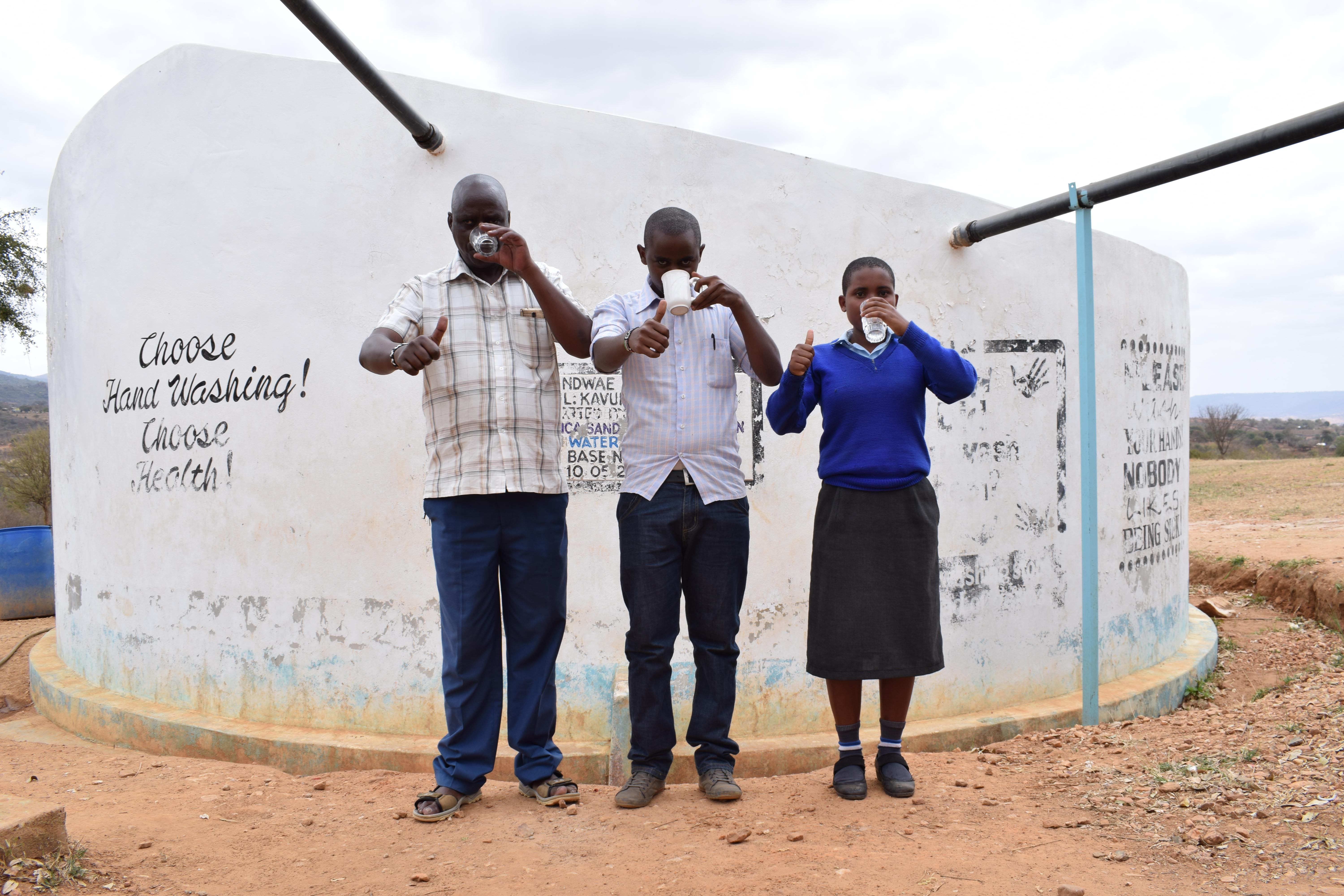 The Water Project : asdf_kavumbu-secondary-school_yar_rebecca-mwikali-titus-kaunga-2